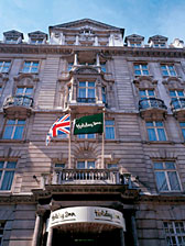 Holiday Inn Hotel, Oxford Circus, London